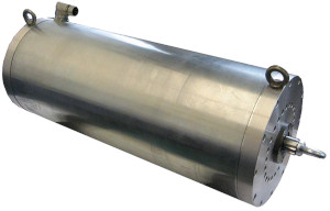 Cylindrical linear actuator of the Z27 / Z55 series
